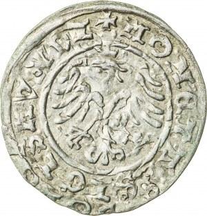 Zygmunt I Stary (1506–1548), półgrosz koronny, Kraków; 1508