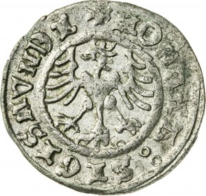 Zygmunt I Stary (1506–1548), półgrosz koronny, Kraków; 1509