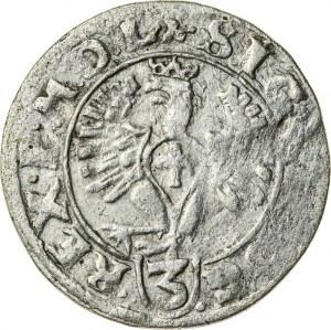 Zygmunt III Waza (1587–1632), półtorak koronny, Bydgoszcz; 1614