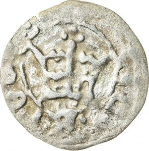 Fałszerstwo z epoki półgrosza Jana Olbrachta z lat 1492-1498