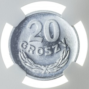 20 groszy 1971, MS 64