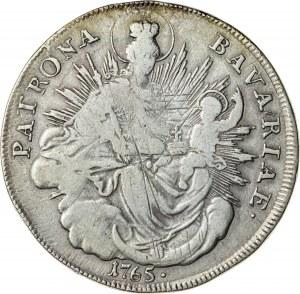 talar 1765 A, Amberg, srebro