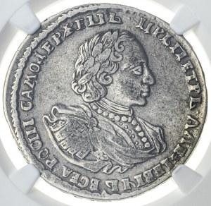 1/2 rubla 1721, VR 35
