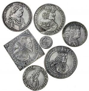 kopie historycznych monet PTAiN, lata 70-te