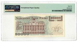 50 000 złotych 1993, Stanisław Staszic, PMG 66 EPQ
