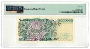 2 000 000 złotych 1993, Ignacy Jan Paderewski, PMG 66 EPQ