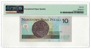 10 złotych 1994, Mieszko I, PMG 66 EPQ