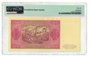 100 złotych 1948, PMG 66 EPQ