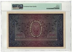 5 000 marek 1920, PMG 65 EPQ