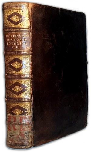 DŁUGOSZ - HISTORIAE POLONICAE wyd. 1712