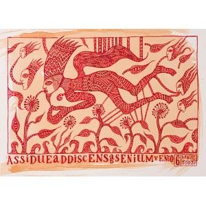 Marek Jędrych, Assidue addiscens ad senium venio, 2020
