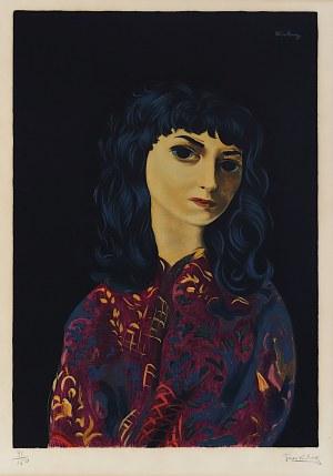 Mojżesz Kisling (1891 - 1953), Brunetka