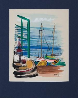 Mojżesz Kisling (1891 - 1953), Cannes