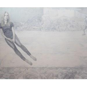 Marta Czarnecka (ur. 1991), Farbyka porcelany, 2015