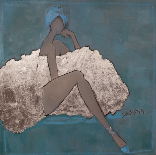 Joanna Sarapata, Ballerina, 2020