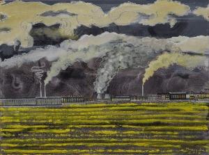 Michał Mroczka (1984), Północnochiński Okręg Przemysłowy (2016)