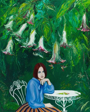 Patrycja Kruszyńska-Mikulska, Awaiting, 2019