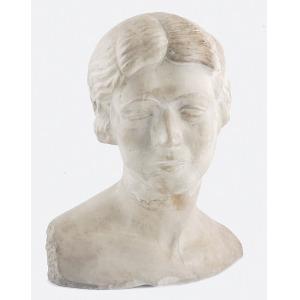 Henryk KUNA (1879-1945), Głowa kobiety