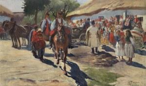 Tetmajer Włodzimierz, WESELE W BRONOWICACH, 1912