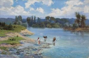 Rybkowski Tadeusz, NAD RZEKĄ, 1921