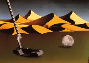 Gerald ACKERGER (ur. 1956), Last Green; 1986/87