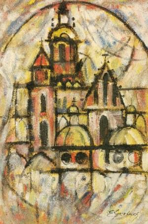 Eugeniusz GERLACH (ur. 1941), Katedra na Wawelu