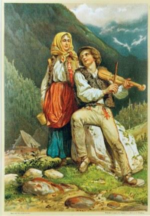 Gerson WOJCIECH (1831-1901), Serdeczne dźwięki, 1886