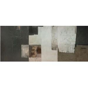 Dominika GRZYMSKA, Kompozycja: z oknem, w bieli, XII, 2018 r.