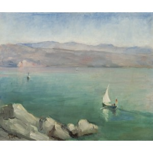 Popiel Tadeusz, LAZUROWE MORZE, PO 1900