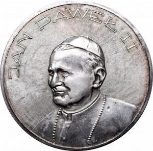 Medal Jan Paweł II - 600 Lat Na Jasnej Górze
