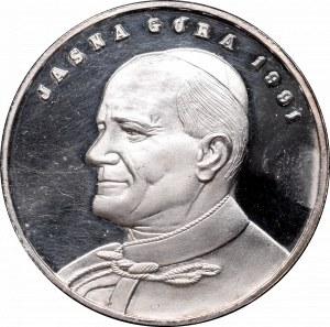 Medal Jan Paweł II, Jasna Góra 1991