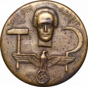 III Rzesza, Odznaka 1 maja 1934