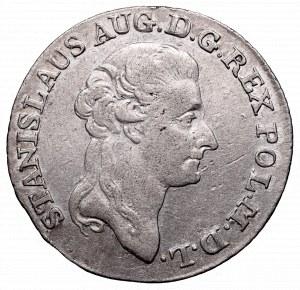 Stanislaw August Poniatowski, 1 zloty 1787