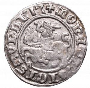 Sigismund I the Old, Half-groat 1512, Vilnius