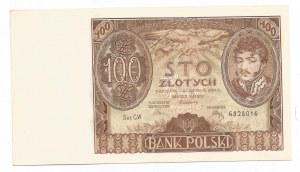 II RP, 100 złotych 1934