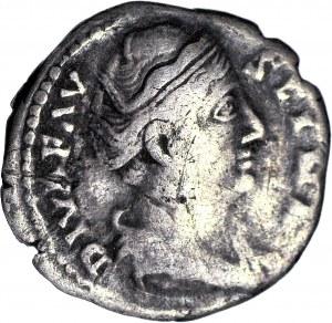 Faustyna I (żona Antonina Piusa) Denar Rzym (po 141), Ceres