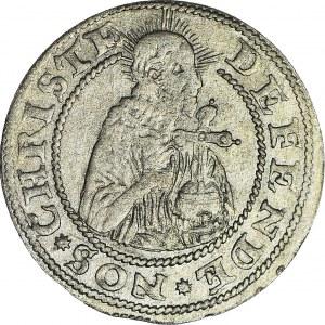 R-, Stefan Batory, Grosz 1577 Oblężenie Gdańska, Goebel, piękny