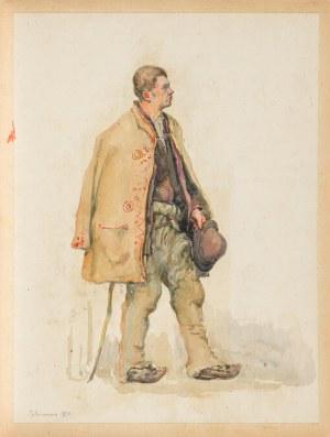 Pieniążek Józef (1888-1953), Góral z Tylmanowej, 1933
