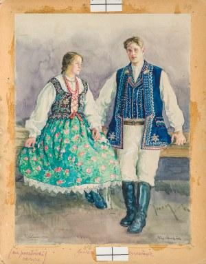 Pieniążek Józef (1888-1953), Krakowiacy z Krzesławic, 1932