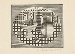 Podoski Wiktor, Martwa natura, 1951