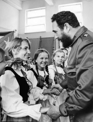 Podlecki Janusz, Fidel Castro, 10 –16 VI 1972