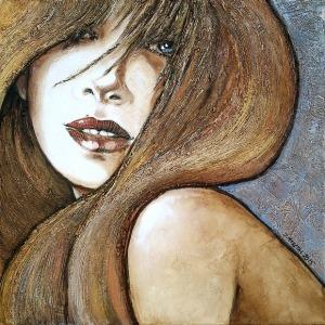 Joanna Misztal, Anioły mają złote włosy