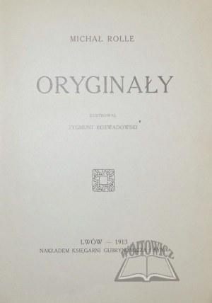 ROLLE Michał, Oryginały.