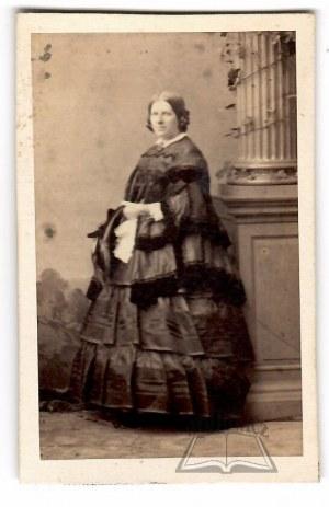 PONIŃSKA Olga Ewa z Światopełk-Czetwertyńskich (1833-1908) ?,