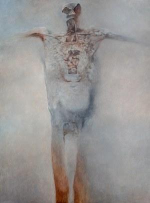 Zdzisław Beksiński (1929 Sanok - 2005 Warszawa), Bez tytułu, 1992 r.