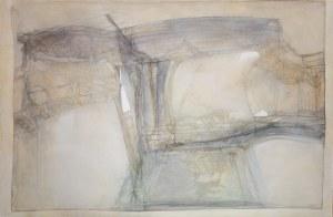 Jerzy Stajuda (1936 Falenica – 1992 Warszawa), Perspektywa, 1990