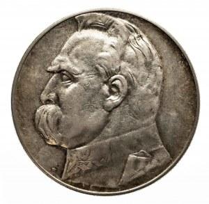 Polska, II Rzeczpospolita 1918-1939, 10 złotych Piłsudski 1934, Warszawa.