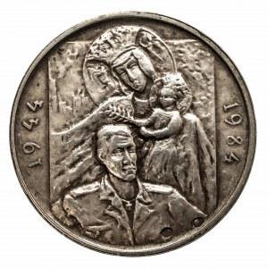 Polska, Medal na 40. rocznicę Powstania Warszawskiego 1984