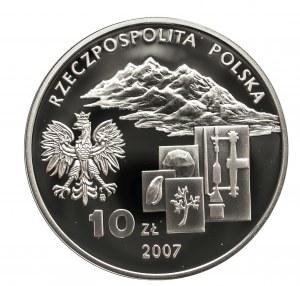 Polska, Rzeczpospolita Polska od 1989, 10 złotych 2007 DOMEYKO.