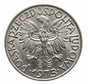 Polska, PRL 1944-1989, 5 złotych 1973